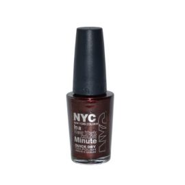 Лак для ногтей-New York Color In a Minute Quick Dry Varnish