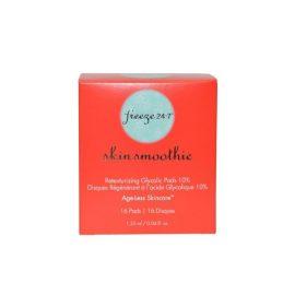 Разглаживающие Обновляющие Гликолевые Диски-Freeze 24 7 Skin Smoothie Retexturizing Glycolic Pads 10% 16 Pads