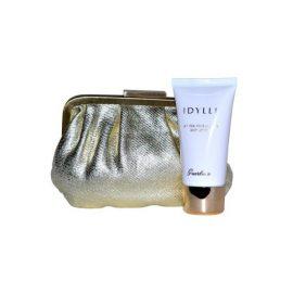 Лосьон для тела-Guerlain Idylle Body Lotion & Pouch GWP