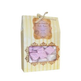 Мыло для тела-Heathcote and Ivory Beau Jardin Bath Rocks Lavender & Jasmine