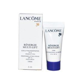 Восстанавливающий крем лифтинг для лица и шеи-Lancome Renergie Multi-Lift Redefining Lifting Cream SPF 15 Face & Neck