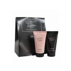Набор Лосьон для тела Гель для душа-Lancome Tresor La Nuit Body Lotion Shower Gel Set