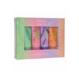 Набор крем для рук-Elizabeth Arden Green Tea Hand Cream Collection Classic, Cherry, Lavender, Nectarine