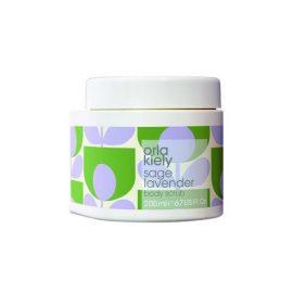 Скраб для тела шалфей лаванда-Orla Kiely  Body Scrub Sage Lavender