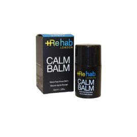 Увлажняющий бальзам после бритья-Rehab London Post SHave Balm for Men Calm Balm