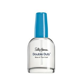 База и верхнее покрытие-Sally Hansen Double Duty Base & Top Coat