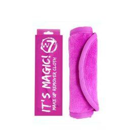 Ткань для снятия макияжа-W7 Cosmetics It's Magic! Make up Remover Cloth