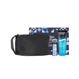 Набор-Biotherm Homme Aquafitness Shower Gel  Shave Foam and Toiletry Bag