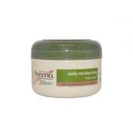 Ежедневный увлажняющий крем для тела-Johnson's Aveeno Daily Moisturising Body Yoghurt