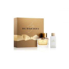 Набор Парфюм, Лосьон для тела-Burberry My Burberry Eau de Parfum Body Lotion