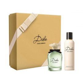 Набор парфюм, лосьон для тела-Dolce & Gabbana Dolce Femme Eau de Parfum Spray, Perfumed Body Lotion