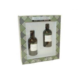 Набор Туалетня вода, Лосьон после бритья-Geoffrey Beene Grey Flannel Eau de Toilette Aftershave