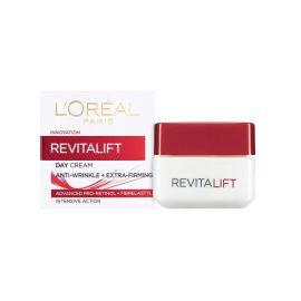 Дневной крем для лица против морщин-L'Oreal Revitalift Day Cream Anti Wrinkle + Extra Firming