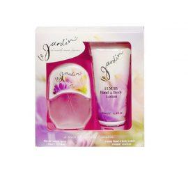 Набор Парфюм, Лосьон для Тела и Рук-Le Jardin Eau de Parfum Luxury Hand and Body Lotion