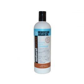 Увлажняющий кондиционер с марокканским аргановым маслом-Natural World Moroccan Argan Oil Moisture Repair Conditioner