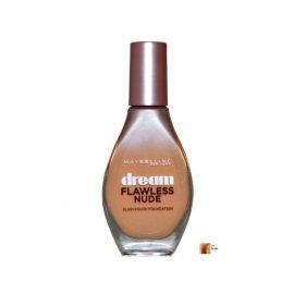 Безупречный обнаженный жидкий тональный крем-Maybelline Dream Flawless Nude Fluid Touch Foundation