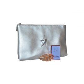Набор парфюм, макияж сумка-Thierry Mugler Angel Muse Eau de Parfum and Angel Make up Bag
