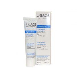 Восстановляющие и изолирующие крем для лица-Uriage Bariederm CICA Cream for Face with Copper Zinc