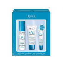 Набор сыворотка, легкий крем и крем для глаз-Uriage Eau Thermale Essentials Set