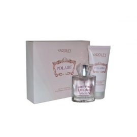 Набор-Yardley Polaire Eau de Toilette Spray, Moisturising Body Lotion