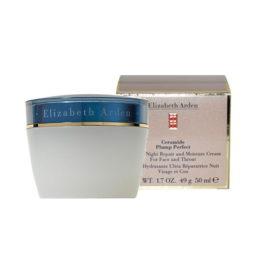 Ночной Крем для Лица и Горла-Elizabeth Arden Ceramide Plump Perfect Night Repair Moisture Cream for Face and Throat