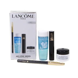 Набор-Lancome Skincare Travel Sizes-Genifique Eye Bi Facil,Hypnose Mascara,Le Crayon Khol